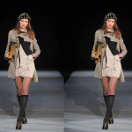 Emporio Armani's Double Vision for Fall RTW 2009