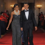 The Obama White House: First Black Tie Dinner