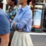 Celeb Style: Rihanna's Super Micro Mini