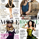 VOGUE Around the World: Spring Covers Fall Flat