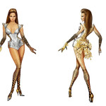 Thierry Mugler Makes Beyonce a 'Warrior' on Tour