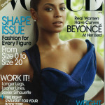 Beyonce Covers US Vogue 'Shape' Issue