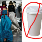 A Note to DSquared2: Coffee is NOT an Accessory!