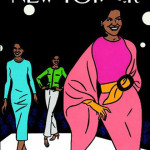 Michelle Obama's New Yorker Style Issue Cover
