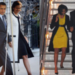 An Icon En Route: Michelle (and Barack) Obama off to the G20