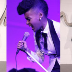 Janelle Monae Plays Chloe L.A. Opening