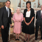 Michelle O. Meets the Queen… Yea or Nay?