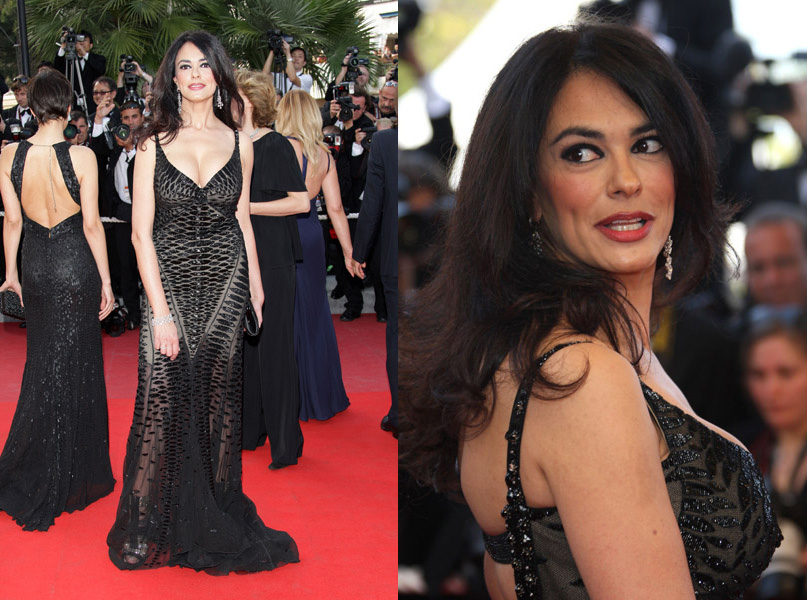 maria-grazia-inglourious-basterds-premiere-cannes-side-by-side