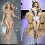 Gaultier's Fall Couture is Reminiscient of Beyonce's Tour Costumes