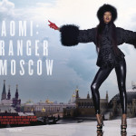 Naomi is (not) a Stranger in Moscow