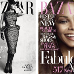 Janet Jackson Covers Harper's Bazaar – Oct 2009