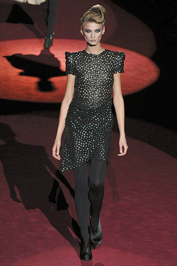 marc jacobs fall 2009 dress what if