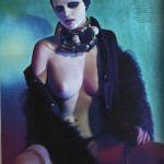 Lara Stone for French Vogue by Steven Klein (10)