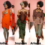 Gaultier to Black Models: 'Come One Come All!' – PFW Spring 2010