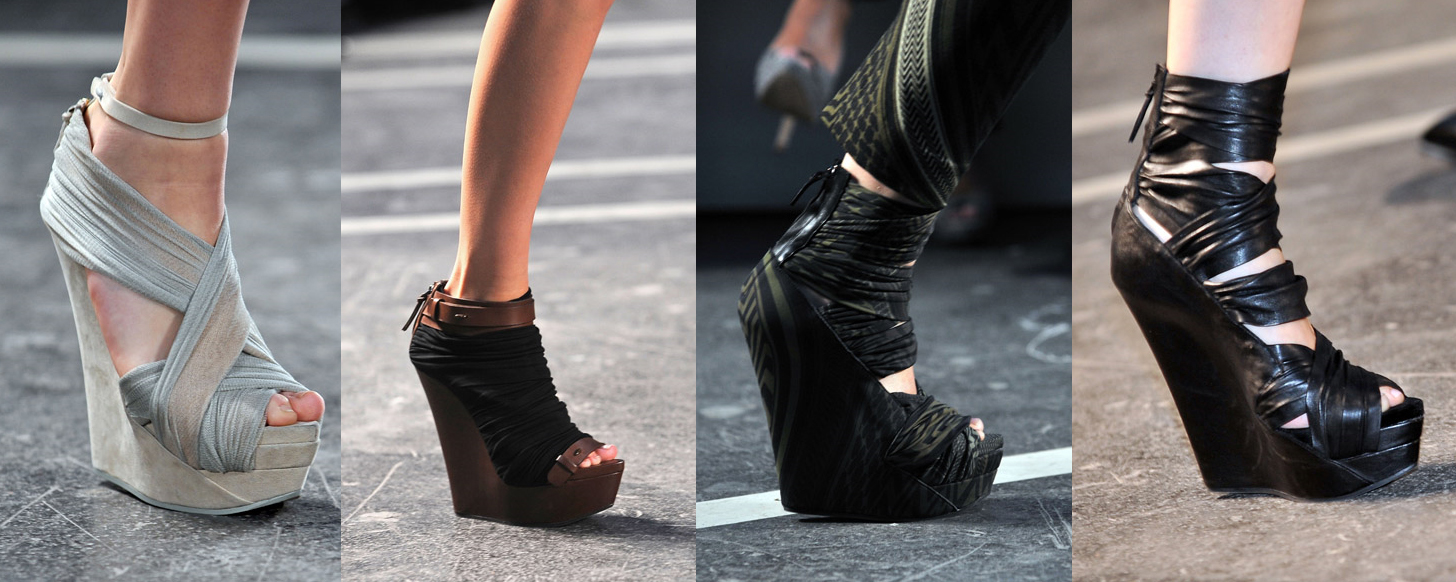 givenchy shoes spring 2010