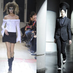Japonais Keen on Menswear for Women – #PFW Spring 2010