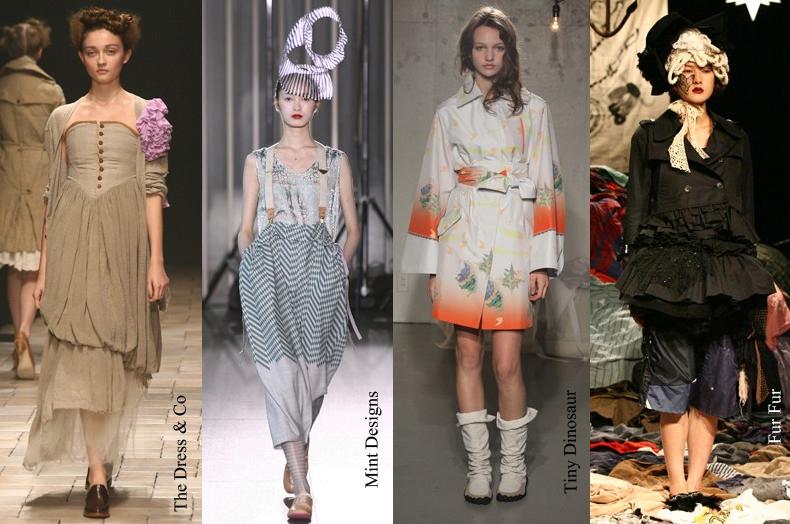 tokyo fashion week spring 2010