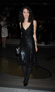Abigail Spencer attends the Prada Book Party