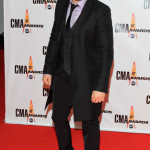 Danny Gokey attends the 43rd Annual CMA Awards