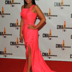 Diana DeGarmo attends the 43rd Annual CMA Awards