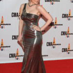 Kellie Pickler attends the 43rd Annual CMA Awards