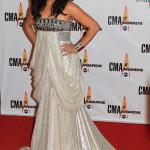 Martina McBride attends the 43rd Annual CMA Awards
