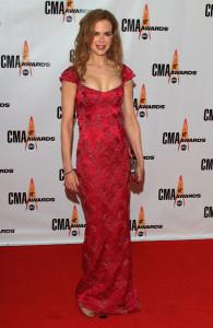 Nicole Kidman attends the 43rd Annual CMA Awards