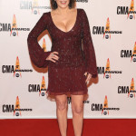 Patricia Heaton and Neil Flynn attends the 43rd Annual CMA Awards