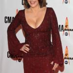 Patricia Heaton attend the 43rd Annual CMA Awards