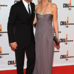 Tim McGraw and Faith Hill attend the 43rd Annual CMA Awards