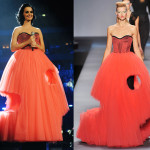 Katy Perry Wears Viktor & Rolf at MTV Europe Awards