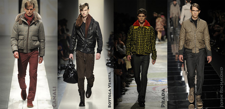 Menswear 2010/2011 Trend - Bomber or Flight Jackets | The Fashion Cult