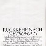 Rückkehr Nach Metropolis (12)