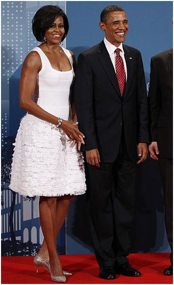 Obama White House Dress Code - Why Does NY Times Cover Suits and