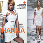 Rihanna Covers W February in Gucci: 'Looking Hot is the Best Revenge'