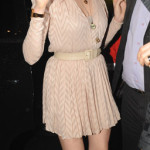 Florence Welch - Brit Awards 2010 After party