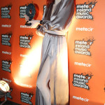 Florence Welch of Florence and the Machine Meteor Ireland Music Awards