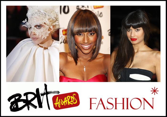 2010 Brit Awards Red Carpet Fashion