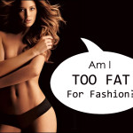 Doutzen Kroes: Too Fat for Fashion