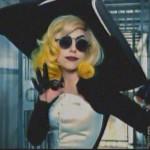 Gaga Phones in the Fashion in 'Telephone'
