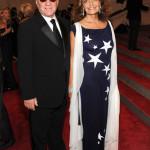 Barry Dillard and Diane Von Furstenberg Met Costume Institute Gala 2010