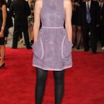 Carrie Mulligan Met Costume Institute Gala 2010