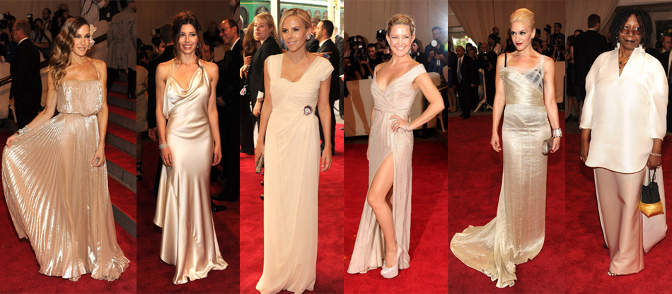 Met Costume Institute Gala - Red Carpet Trends