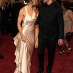 Jessica Biel & Justin Timberlake Met Costume Institute Gala 2010