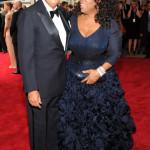 Oscar de la Renta & Oprah Winfrey Met Costume Institute Gala 2010