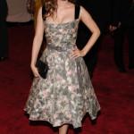 Rachel Bilson Met Costume Institute Gala 2010