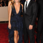 Sienna Miller and Jude Law Met Costume Institute Gala 2010