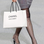 Fashion Irony: Luxe Paper Bags
