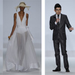 Project Runway Designers at New York Fashion Week