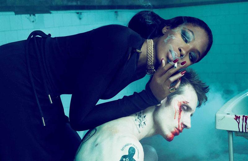 Vogue Paris & Interview Magazine